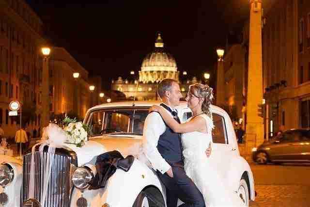 Auto Matrimonio Roma - Studio Fotografico Colizzi