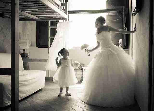 Le tendenze del 2018 per i vestiti del matrimonio - Tema Romanticismo