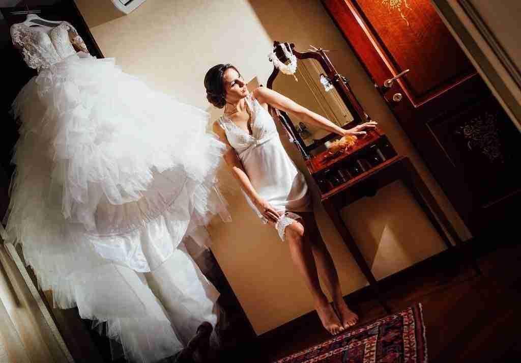 Le tendenze del 2018 per il vestito della Sposa