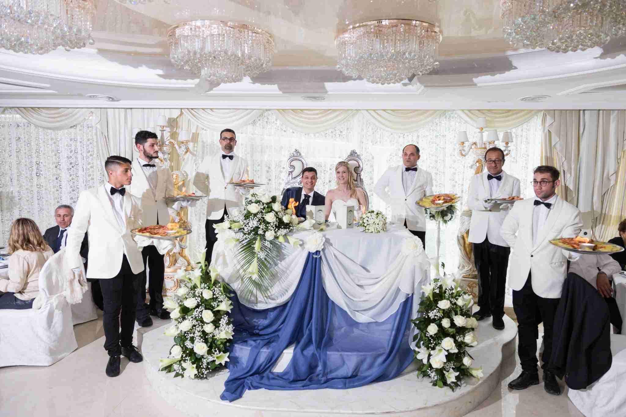 Matrimonio in Villa lago dei cigni: Sala Ricevimenti