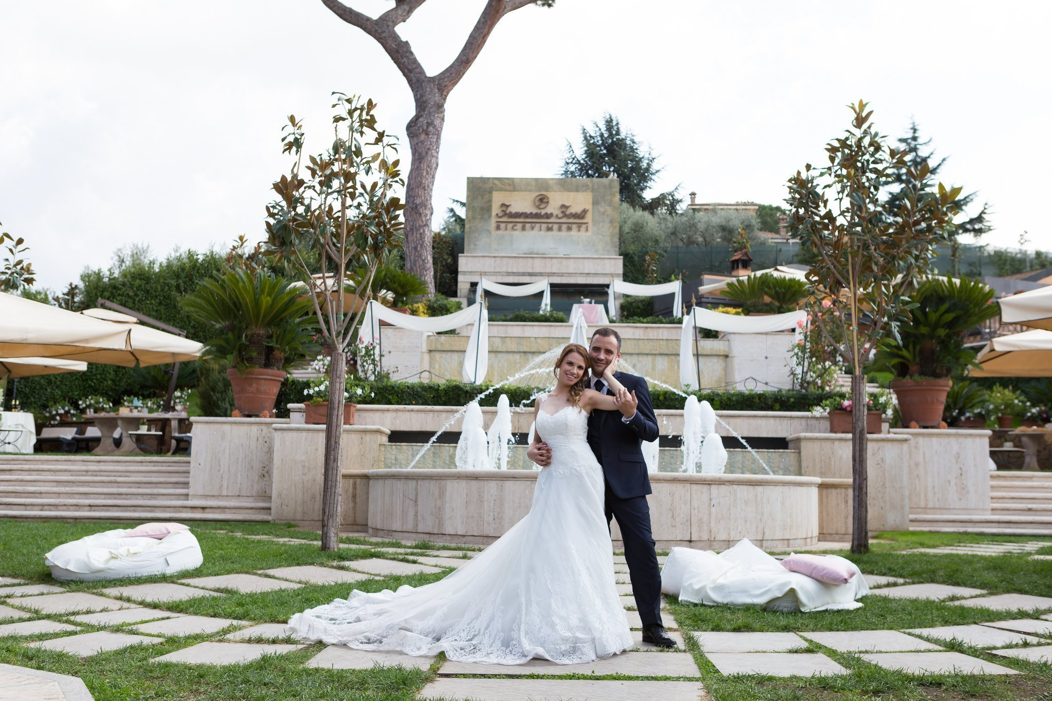 Francesco Forti Ricevimenti - Villa Matrimonio Roma