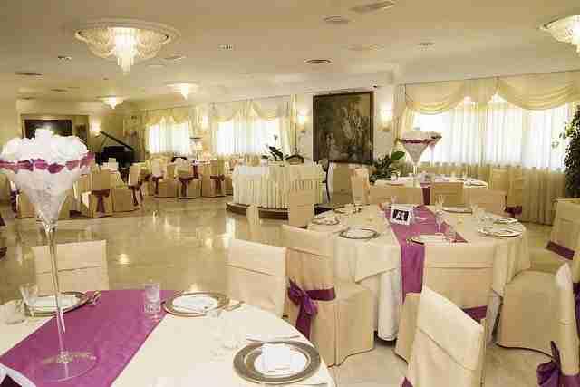 Ricevimento Matrimonio al Francesco Forti Ricevimenti - Villa per Matrimonio a Roma