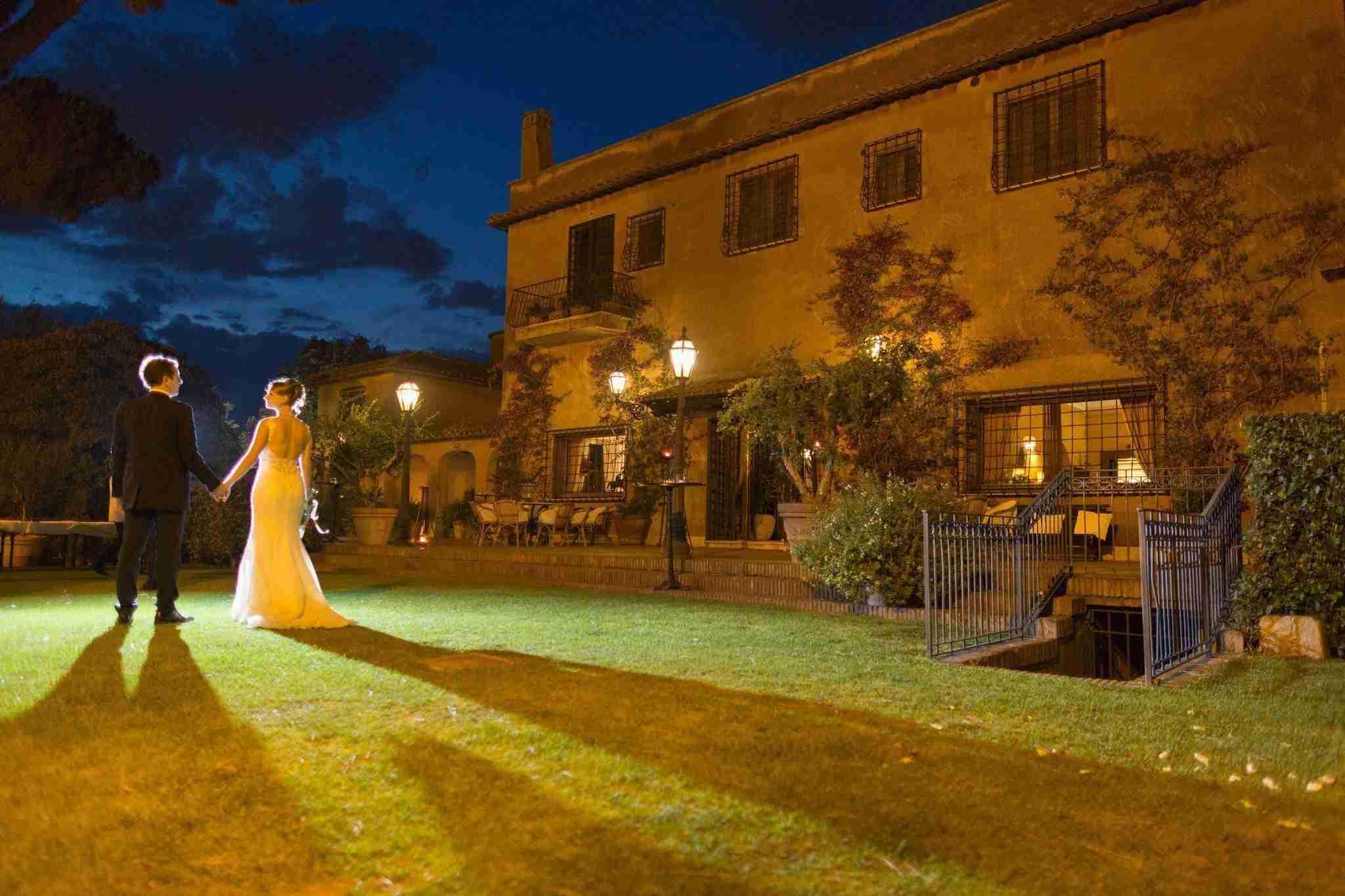 Villa Quintili - Matrimonio in villa