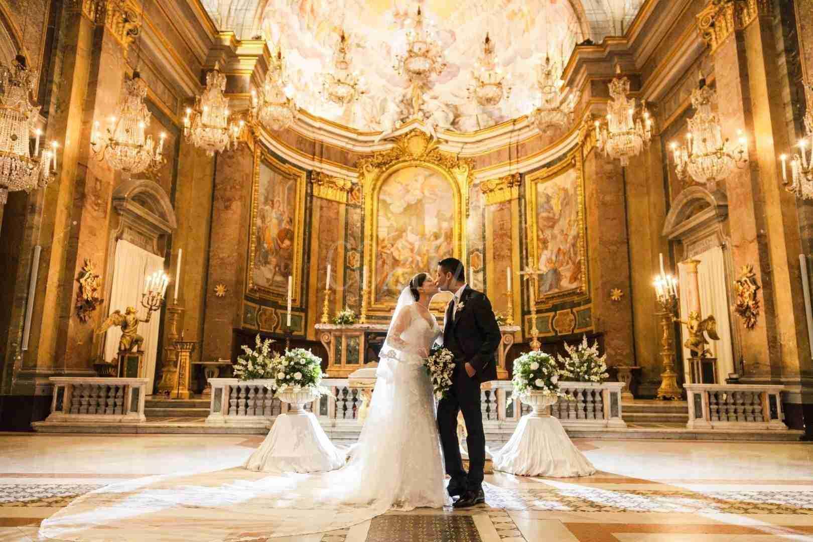 Matrimonio alla Basilica Santi Giovanni e Paolo