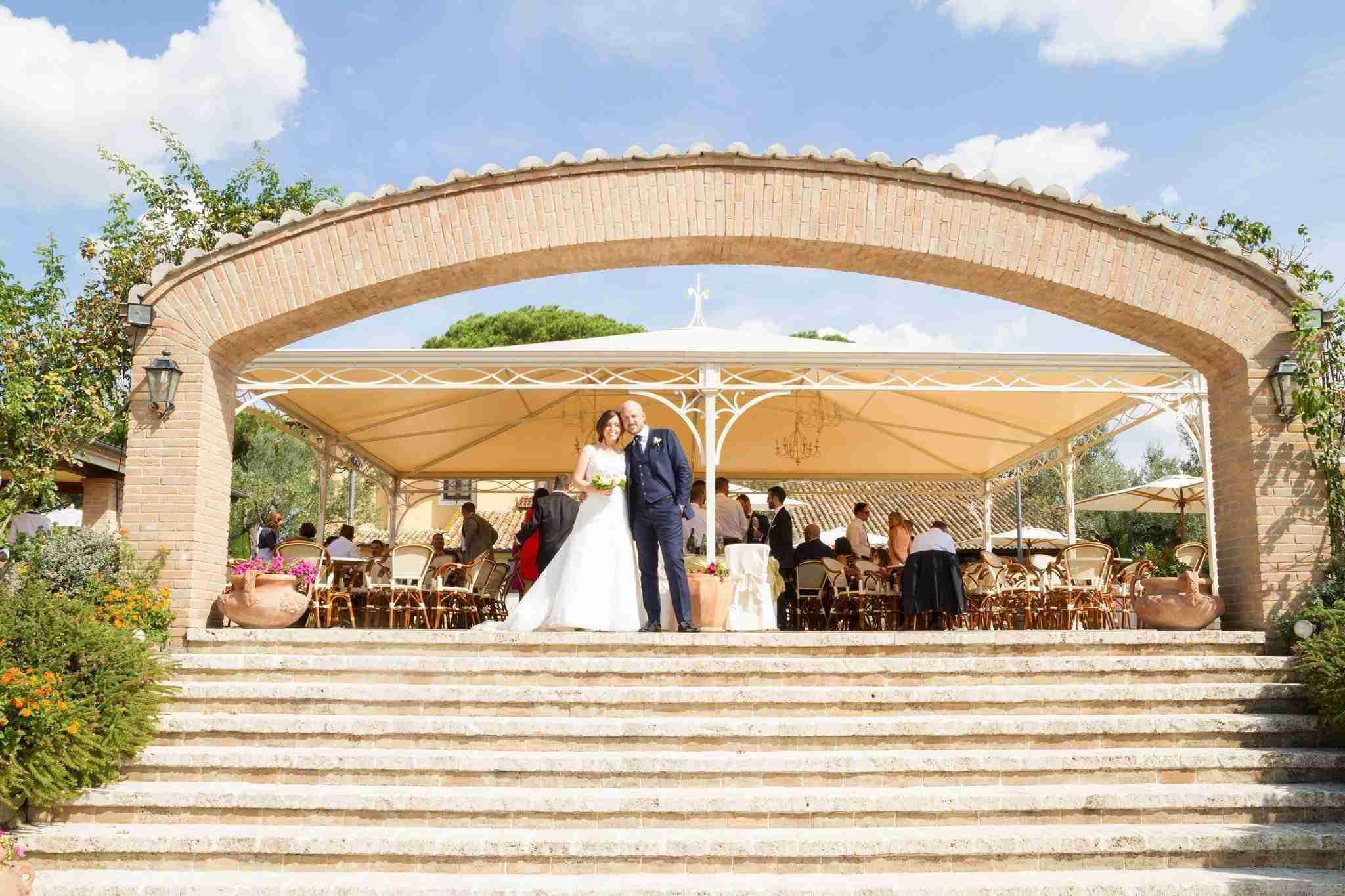 Matrimonio al Casale Antica Cassia