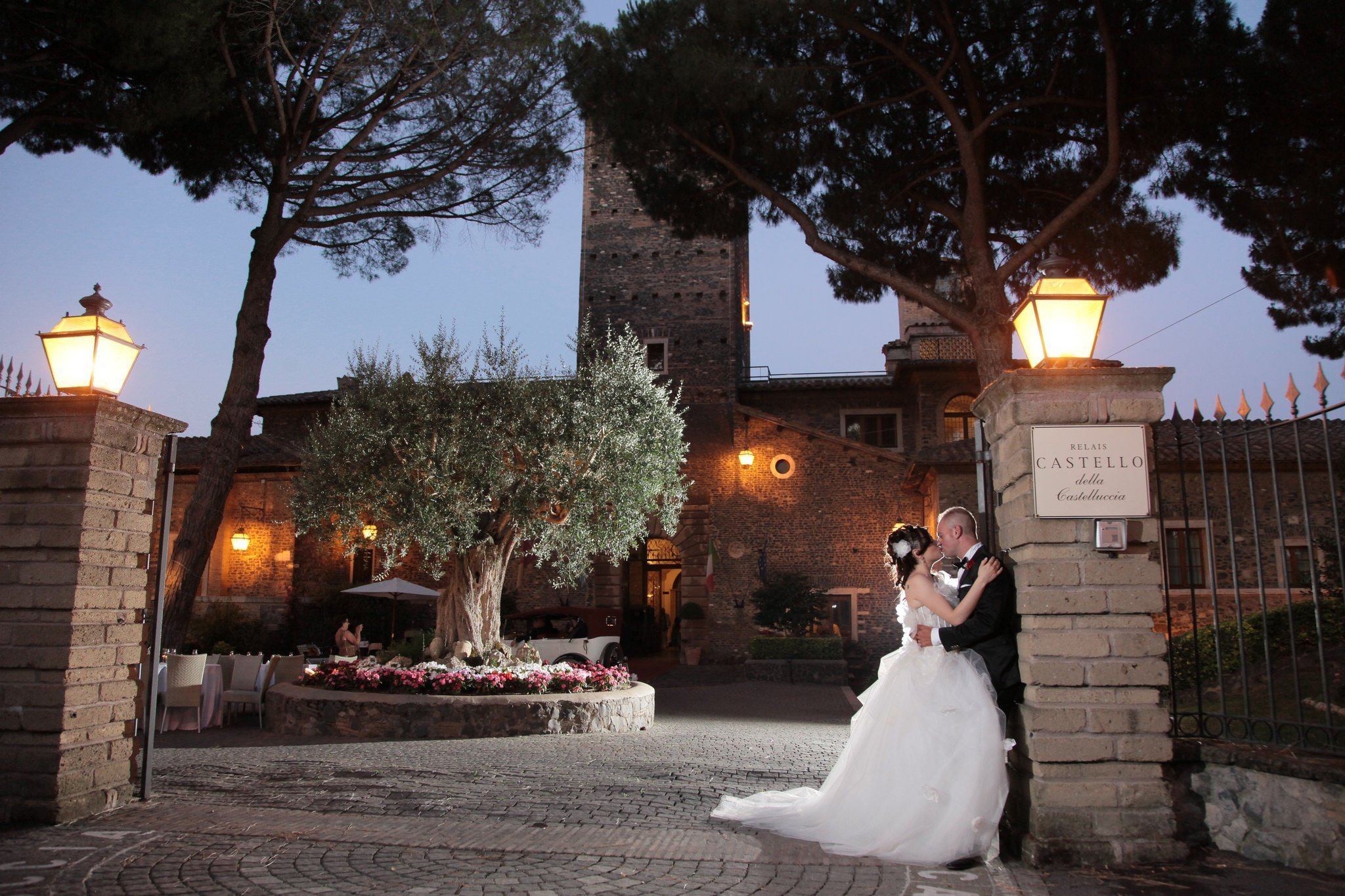 Matrimonio al Castello della Castelluccia