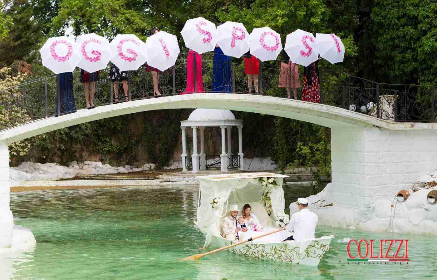Location Matrimonio Roma - Lago dei Cigni