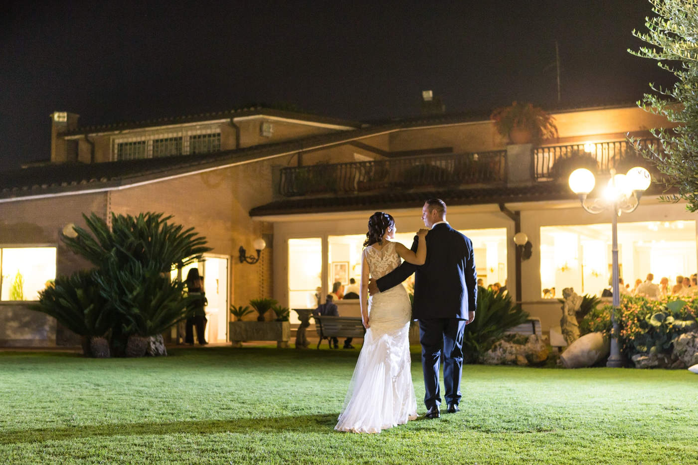 Location Matrimonio Roma - Villa Cinardi