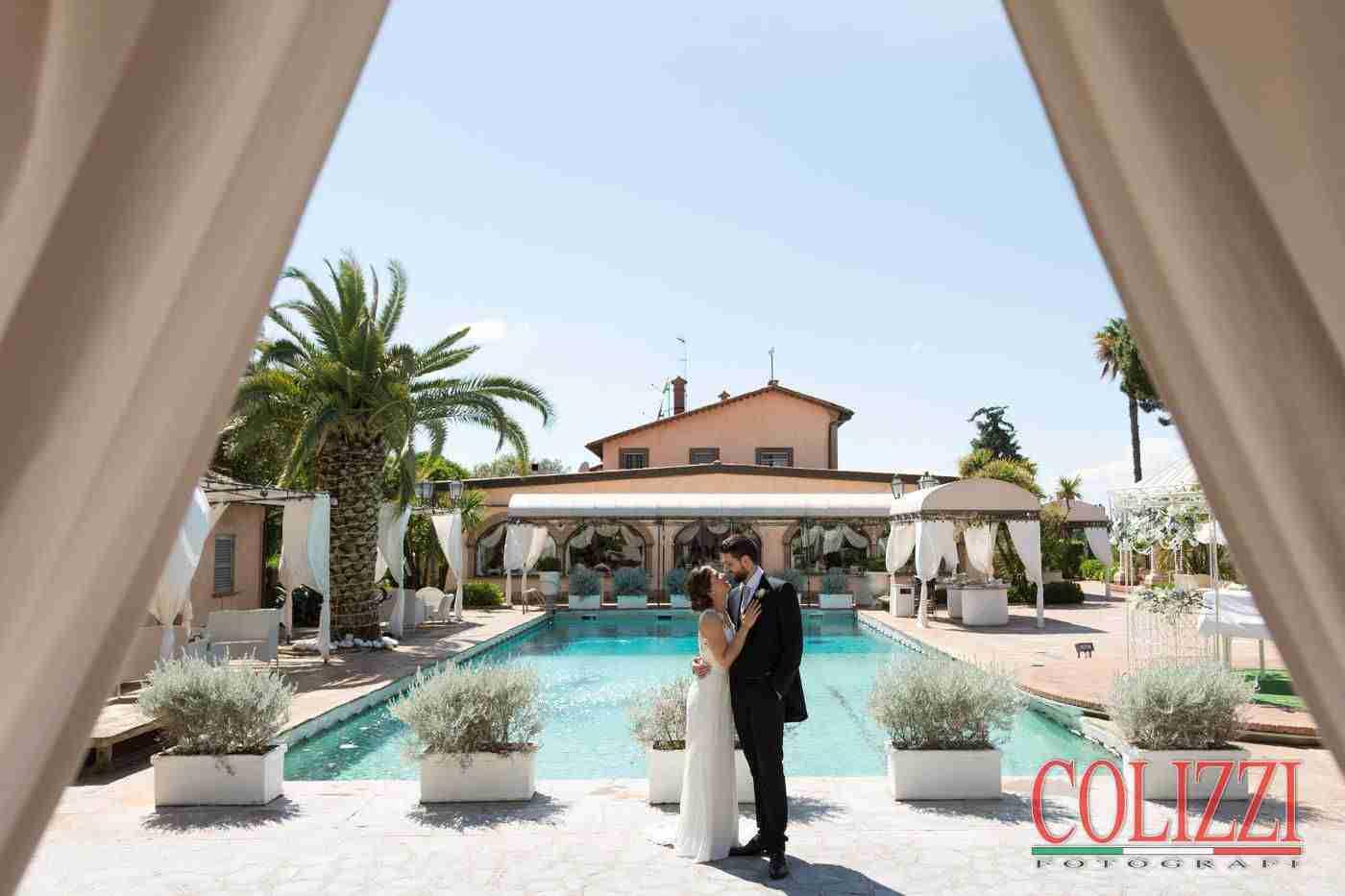 Location Matrimonio Roma - Villa il Sogno