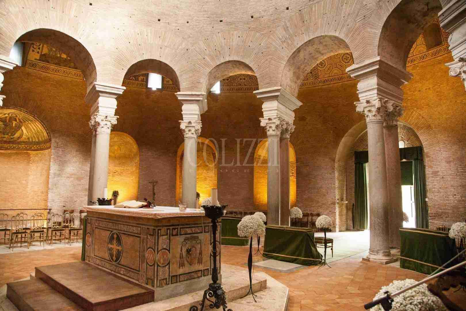 Mausoleo di Santa Costanza - Studio Fotografico Colizzi Roma