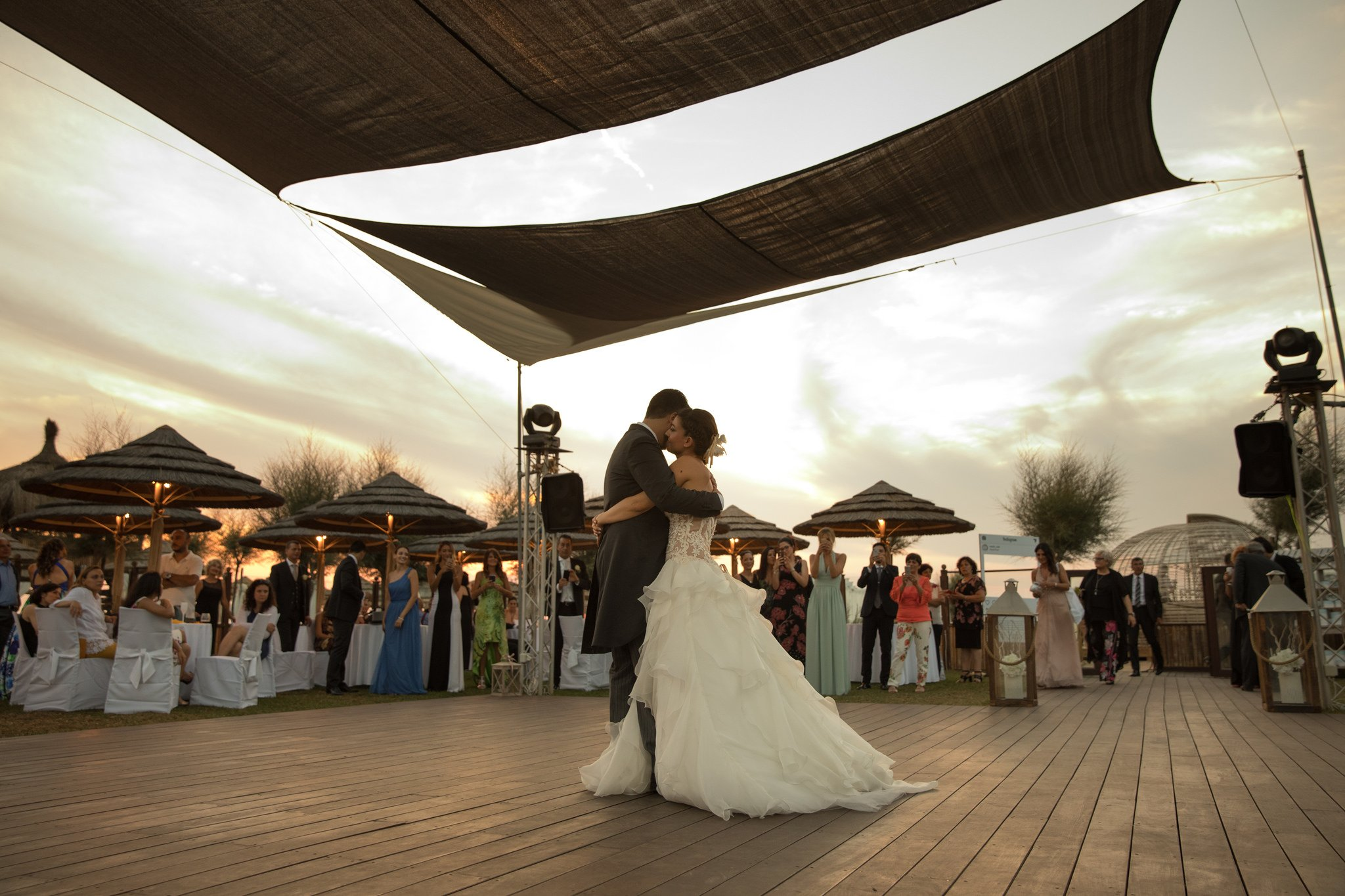 Matrimonio al Mare al Naut in Club