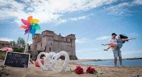 Preventivo Costo Fotografo Matrimonio - Servizio Foto Prematrimoniale