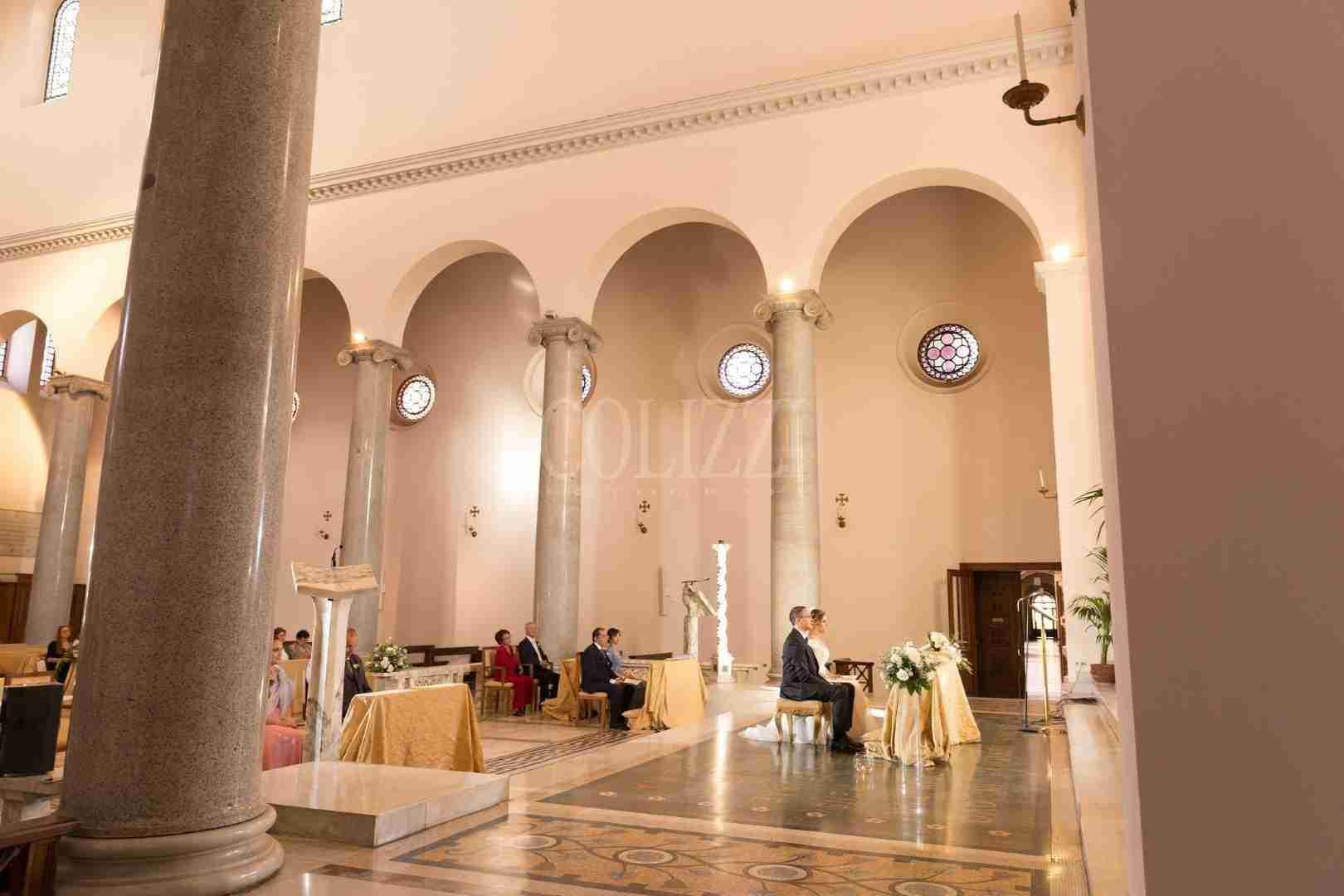 Sant Anselmo Roma - Studio Fotografico Colizzi Roma