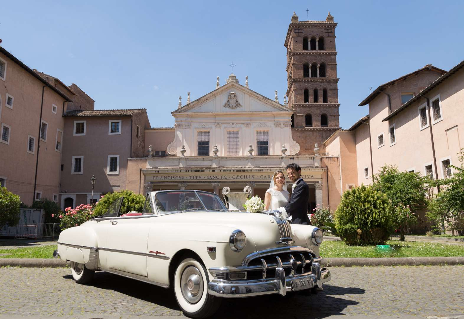 Santa Cecilia in Trastevere - Studio Fotografico Colizzi Roma