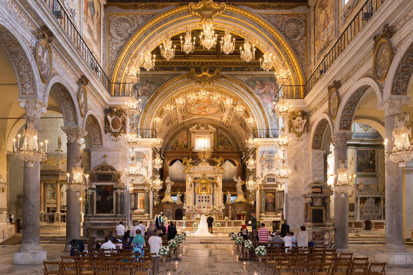 Santa Maria in Aracoeli - Studio Fotografico Colizzi Roma