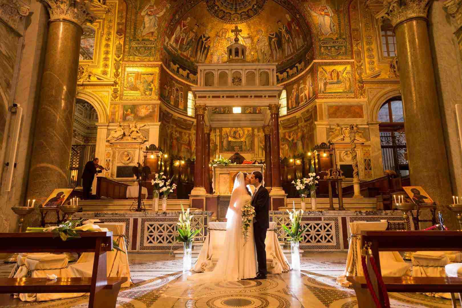 Santa Maria in Trastevere - Studio Fotografico Colizzi Roma