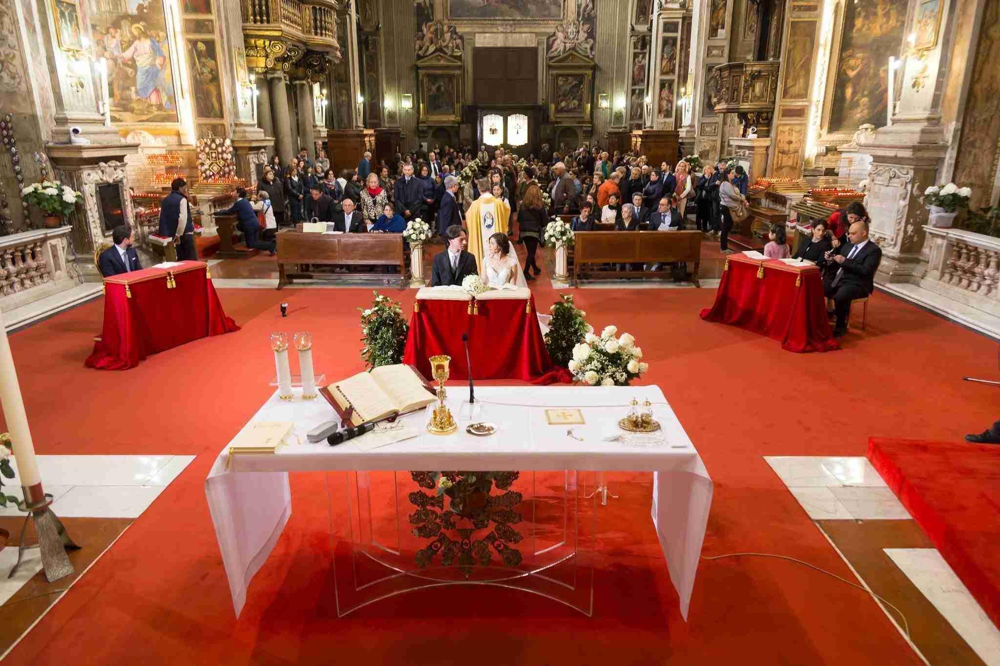 Santo Spirito in Sassia - Studio Fotografico Colizzi Roma