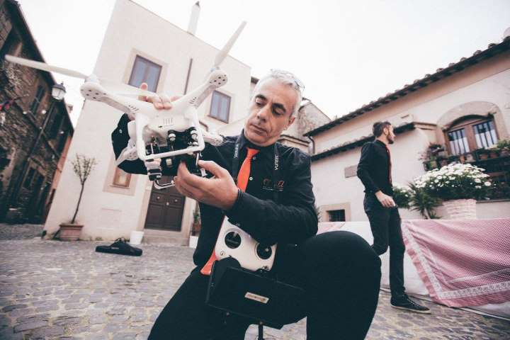 Videografo Matrimonio - Video Drone