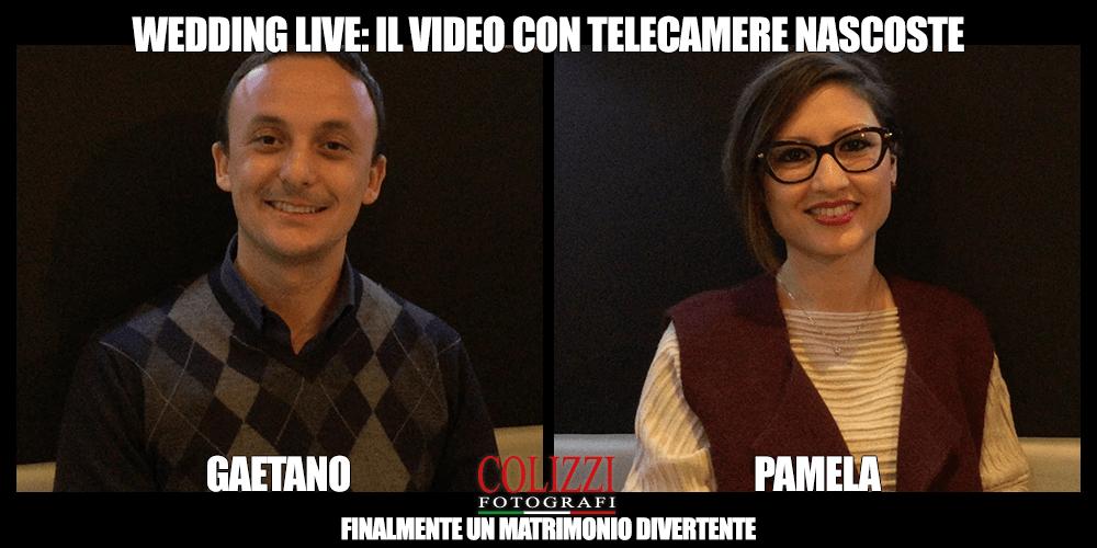 Video Wedding Live - Studio Fotografico Colizzi Roma