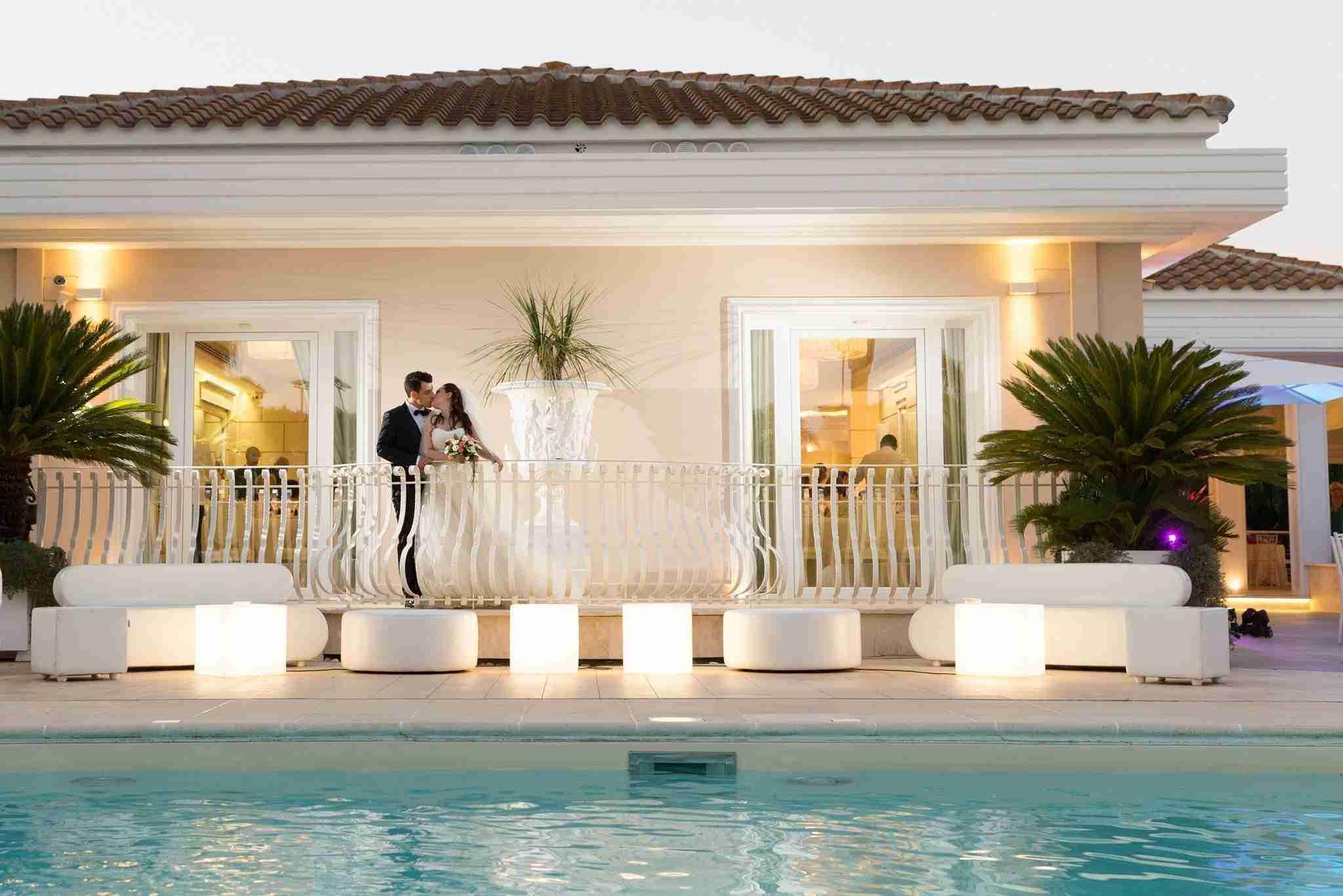 Villa Matrimonio con Piscina - Villa Demetra