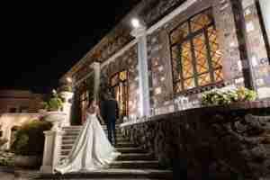 Matrimonio a Villa dei Cesari: Esterni