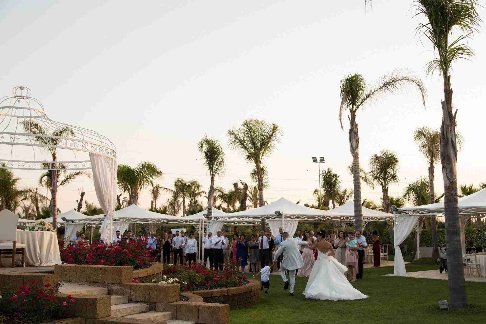 Matrimonio alla Villa dei Desideri: Giardino ed Esterni