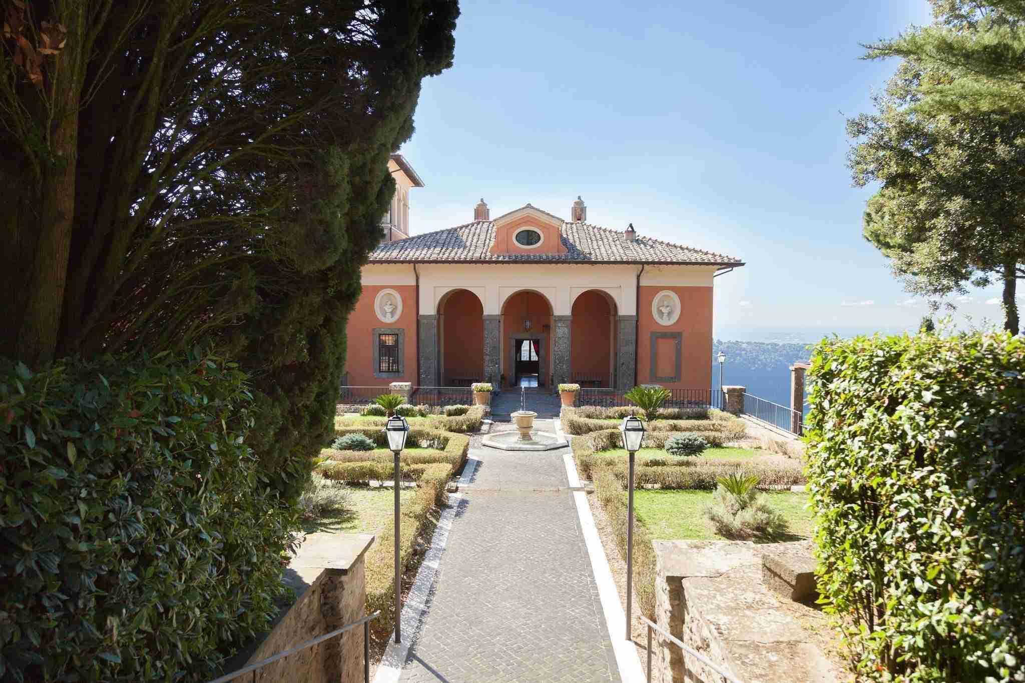 Villa per Matrimoni Cardinali - Giardino