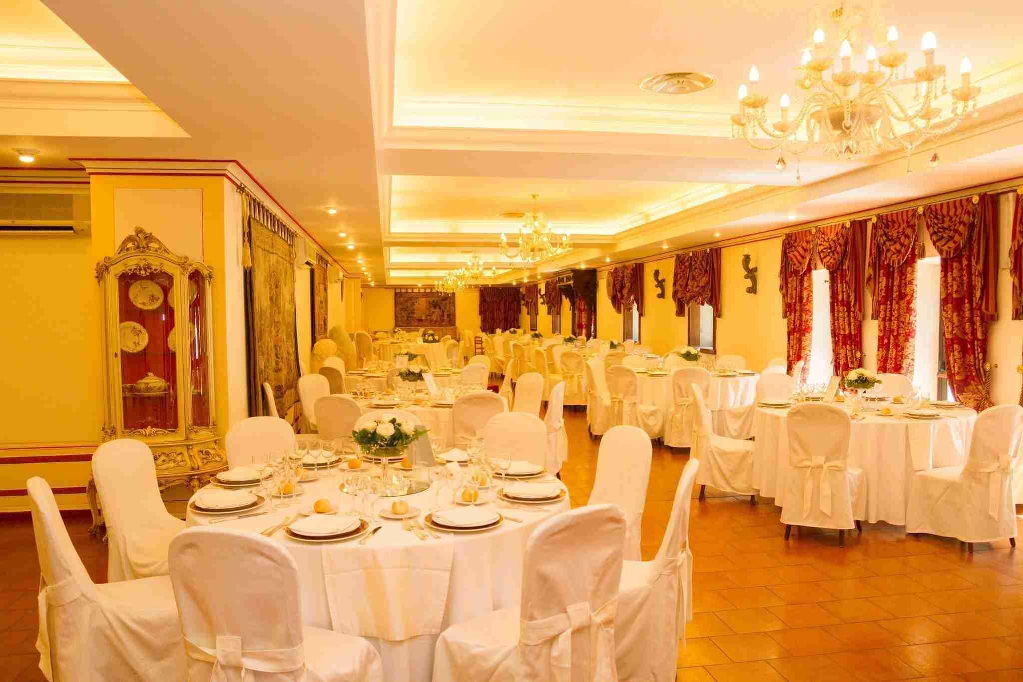 Villa per Matrimoni Cardinali - Sala Ricevimento