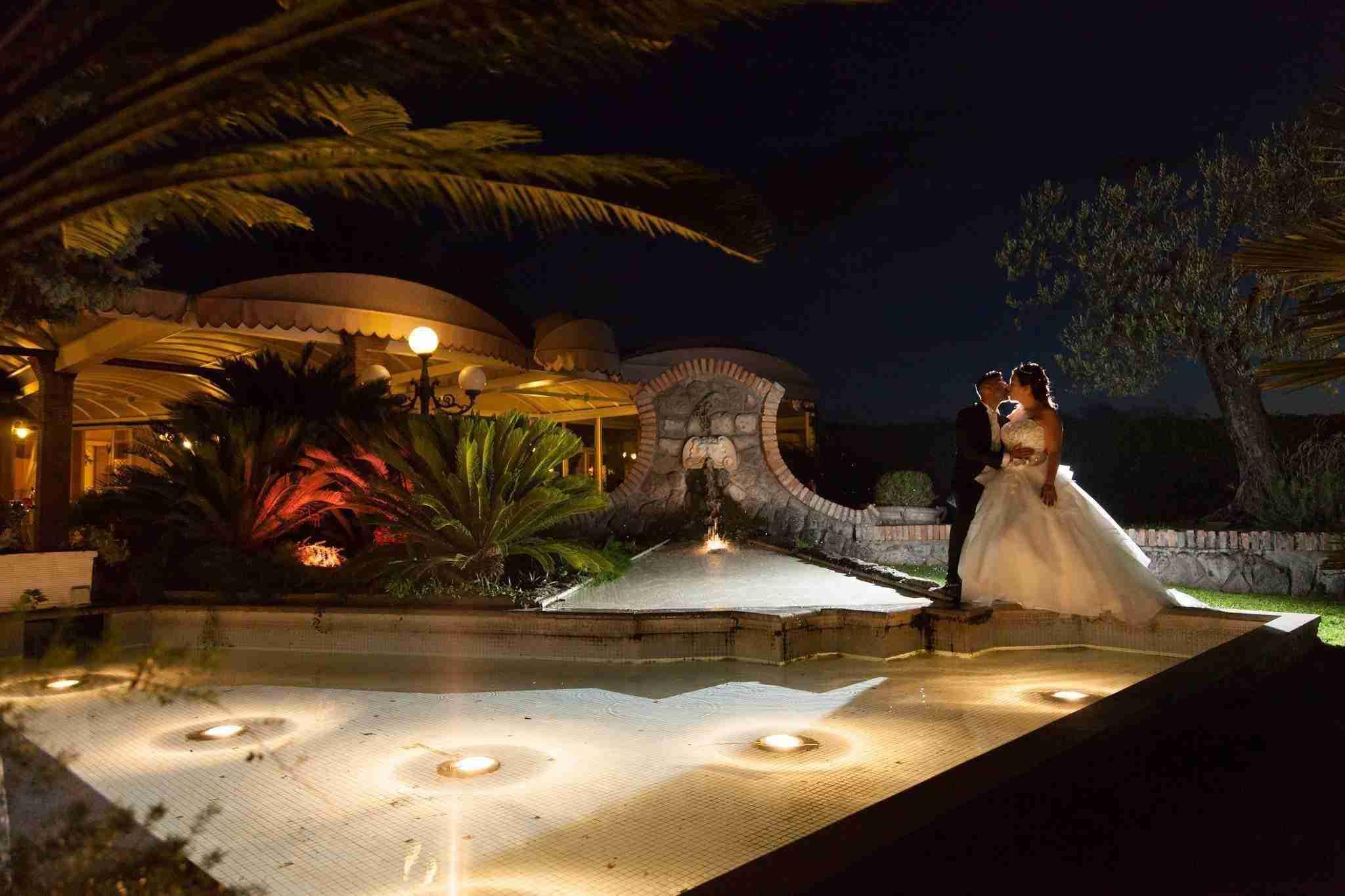 Matrimonio a Villa il Sogno: Piscina ed Esterni