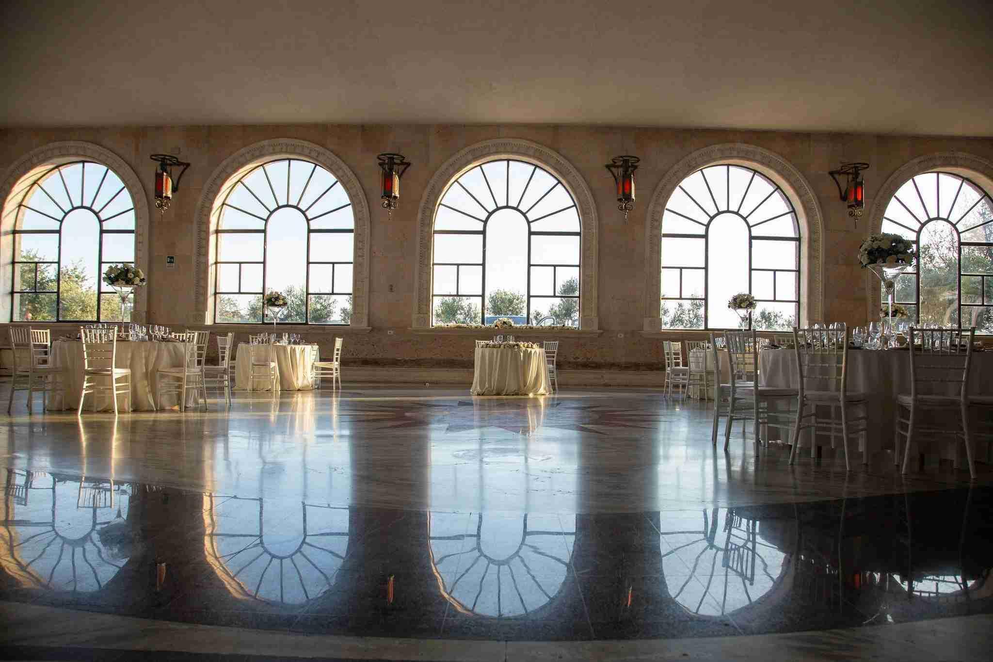 Villa per Matrimoni Monte D'Oro - Sala Ricevimento