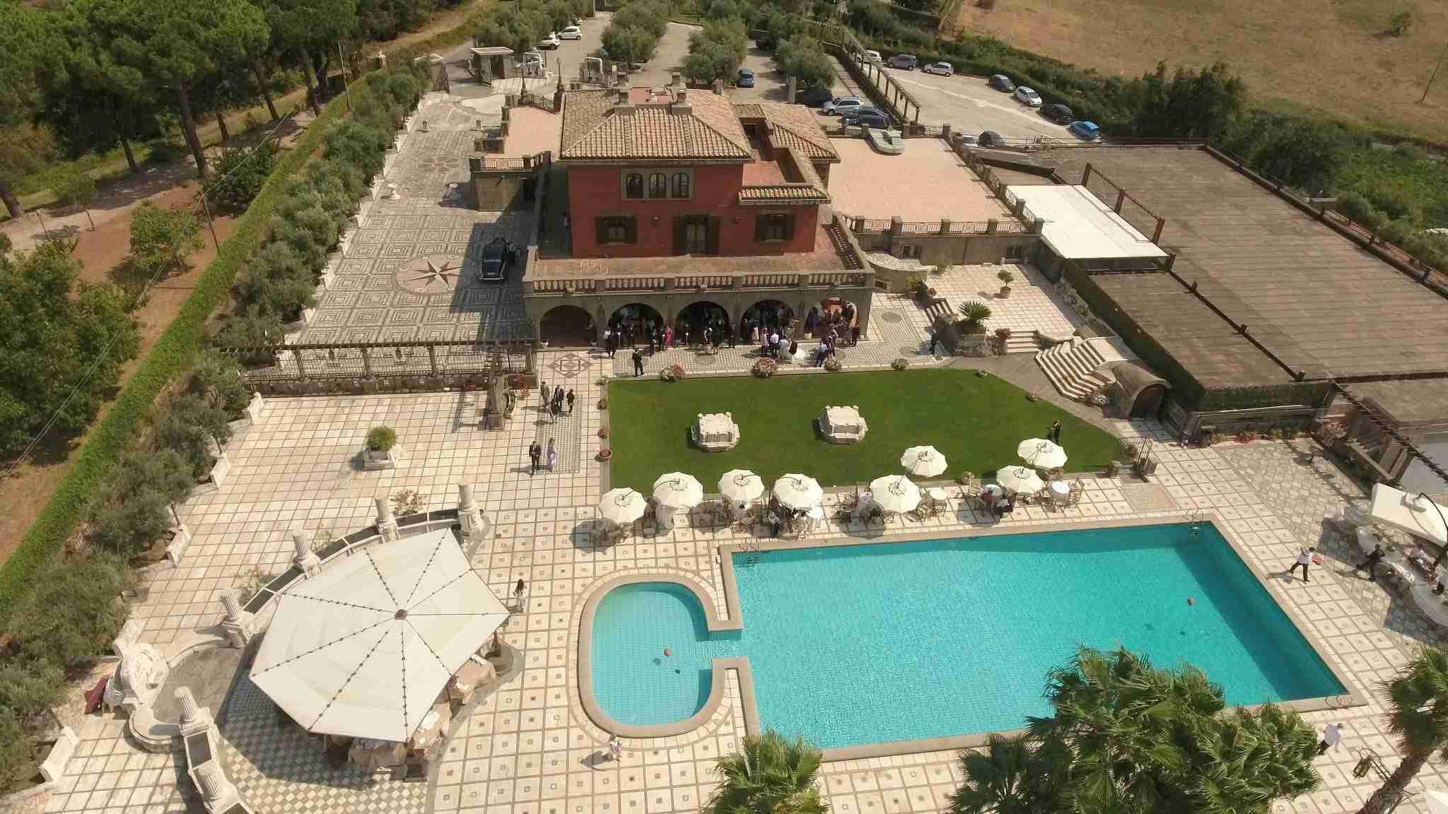 Villa Monte D'Oro - Villa per Matrimoni