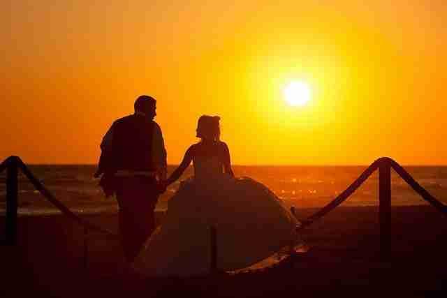 4 stili di matrimonio in spiaggia