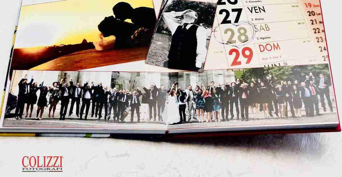Album Matrimonio Fotolibro - Studio fotografico Colizzi