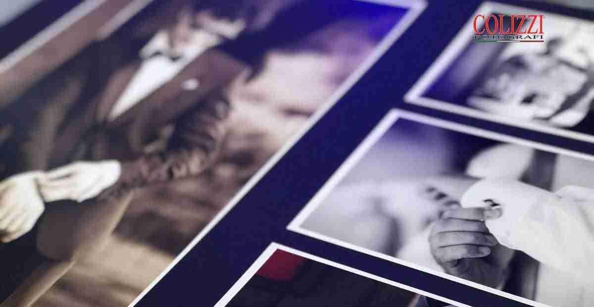 Album Matrimonio Multiformato - Studio fotografico Colizzi