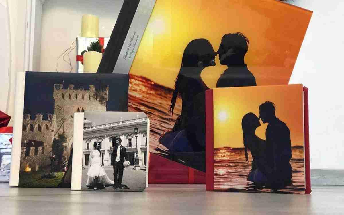 Albumini Matrimonio - Studio Fotografico Colizzi Roma