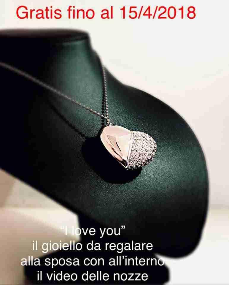 Gioiello I Love You - Colizzi Fotografi