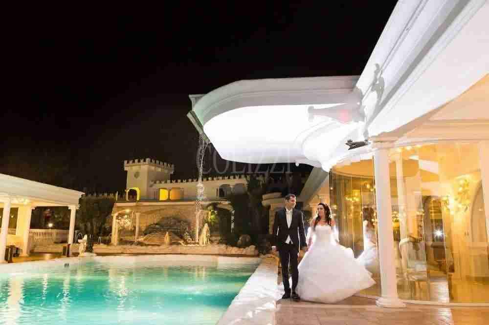 Location Matrimonio Roma - Villa Lago dei Cigni
