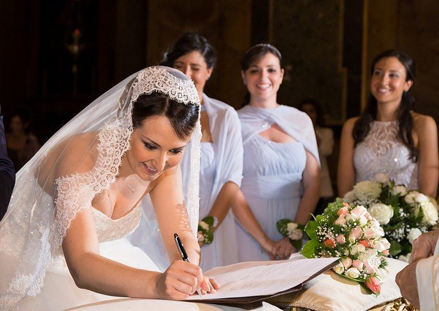 Moduli Celebrazione Matrimonio Roma