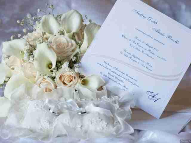 Partecipazioni Matrimonio Roma - Studio Fotografico Colizzi