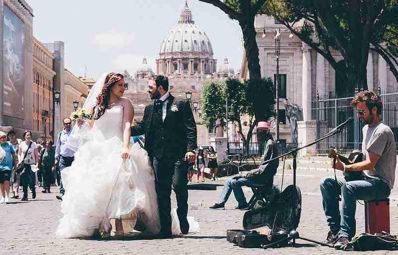 Pratiche SIAE Matrimonio - Studio Fotografico Colizzi