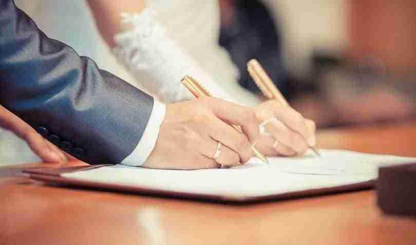 50732f9f2ee3 Documenti per Matrimonio