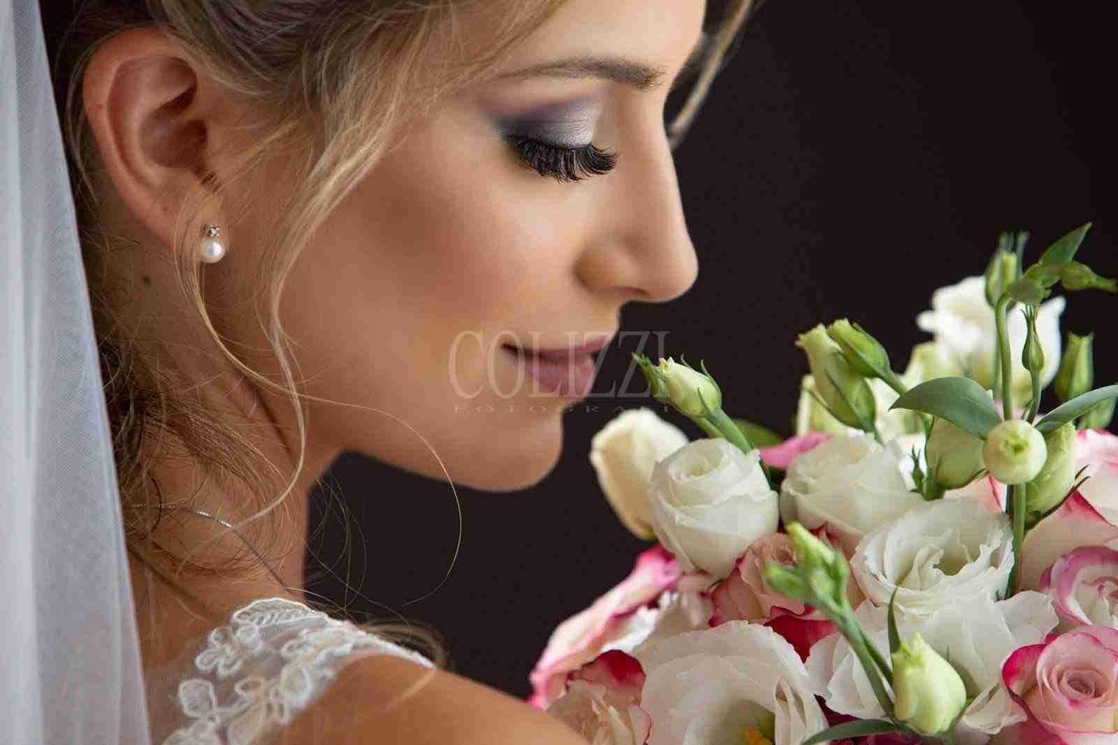 Trucco e acconciatura sposa Roma