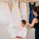 Fotografo Sposa, parrucco sposa