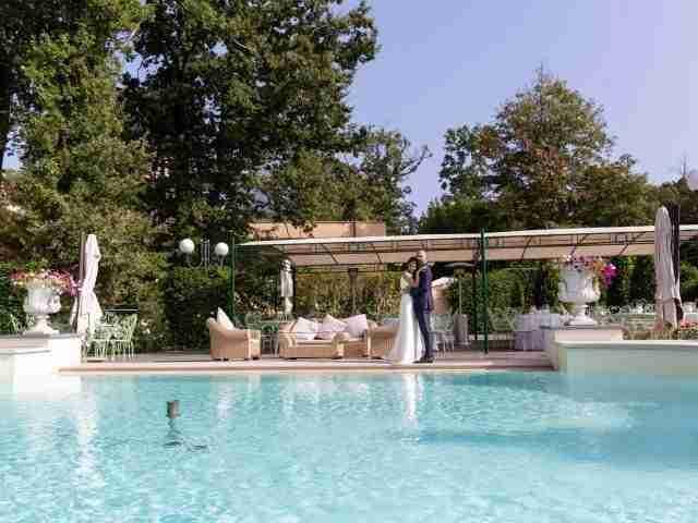 Ristorante La Foresta - Fotoreportage matrimonio di Irene & Daniele - Colizzi Fotografi
