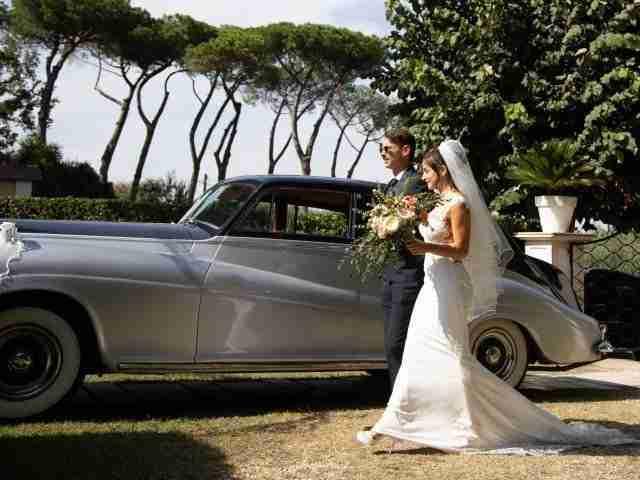 Giardini Della Insugherata - Fotoreportage matrimonio di Sabina & Claudio - Colizzi Fotografi