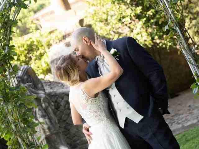 Casal Romito - Fotoreportage matrimonio di Maria & Domenico - Colizzi Fotografi