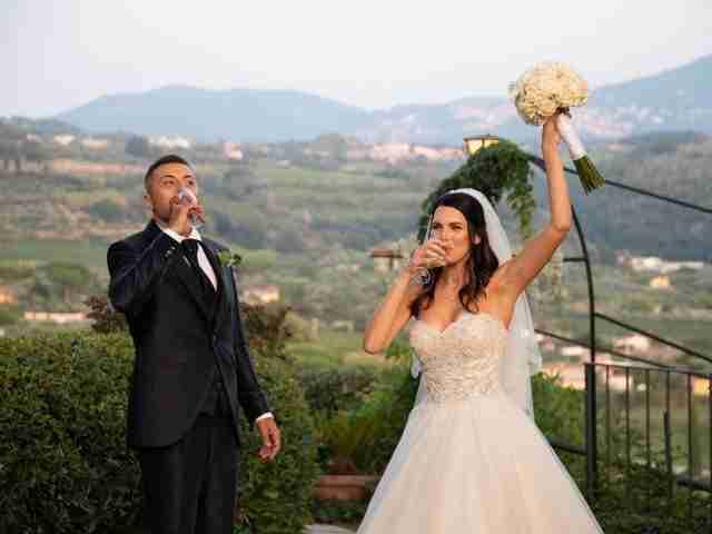 Casale La Torretta - Fotoreportage matrimonio di Francesca & Francesco - Colizzi Fotografi