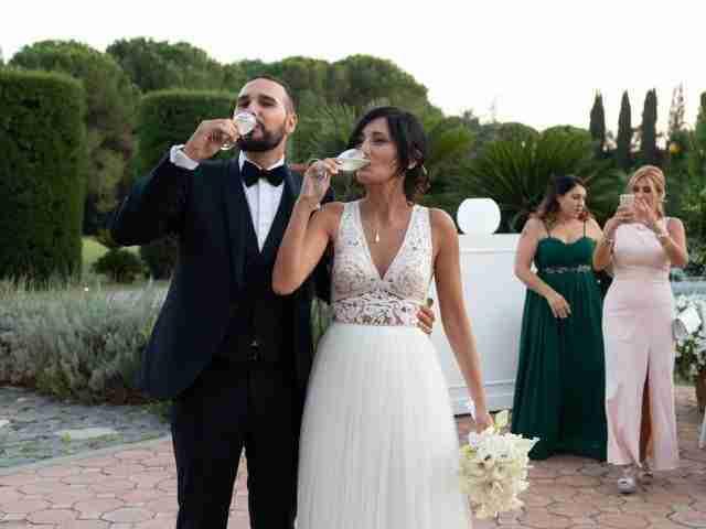Villa Dino - Fotoreportage matrimonio di Daria & Simone - Colizzi Fotografi