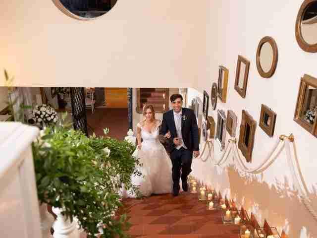 Villa Dino - Fotoreportage matrimonio di Anna & Gabriele - Colizzi Fotografi