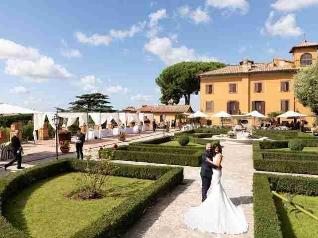 Casal Romito - Fotoreportage matrimonio di Vanessa & Domenico - Colizzi Fotografi